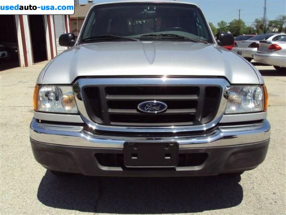 Car Market in USA - For Sale 2004   Ranger Edge
