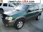 Mazda Tribute ES 4WD  used cars market