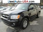 Toyota Sequoia SR5  used cars market