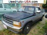 Dodge Dakota  used cars market