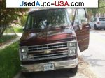 Chevrolet Van  used cars market