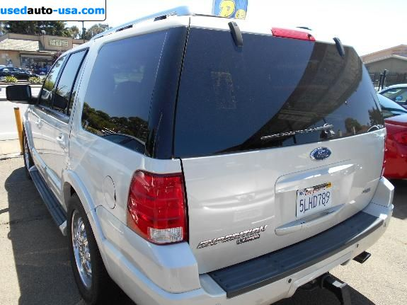 Car Market in USA - For Sale 2005  Ford Expedition Limited 4WD
