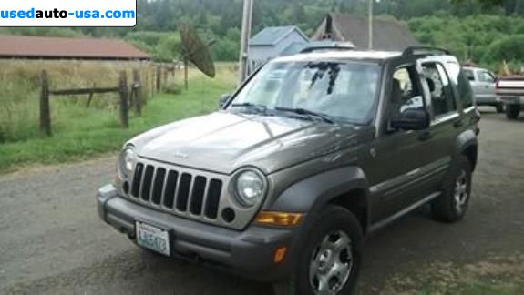 Car Market in USA - For Sale 2007  Jeep Liberty