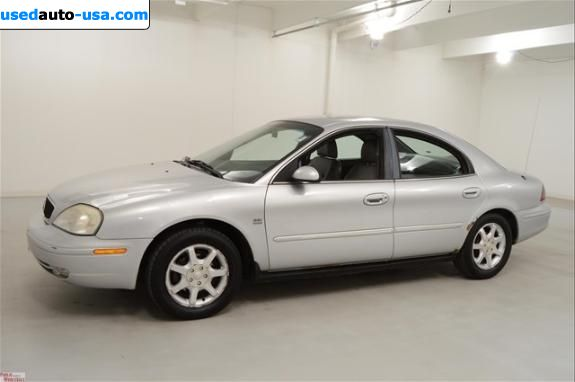Car Market in USA - For Sale 2000  Mercury Sable LS Premium