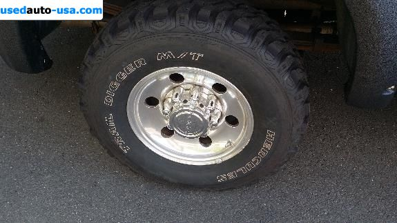 Car Market in USA - For Sale 2004  Ford F 250 F-250 Super Duty