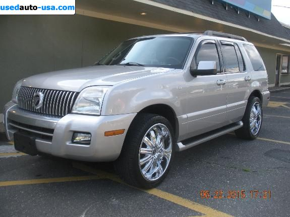 Car Market in USA - For Sale 2006  Mercury Mountaineer luxury awd