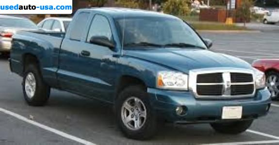Car Market in USA - For Sale 2005  Dodge Dakota