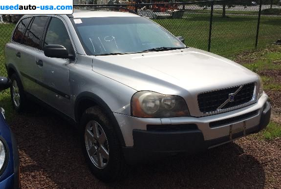 for sale 2004 passenger car volvo xc90 insurance rate quote price 3995. Black Bedroom Furniture Sets. Home Design Ideas