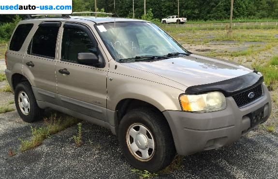 2005 ford escape xls manual 4wd suv