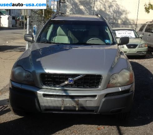 Car Market in USA - For Sale 2004  Volvo XC90 T6 AWD