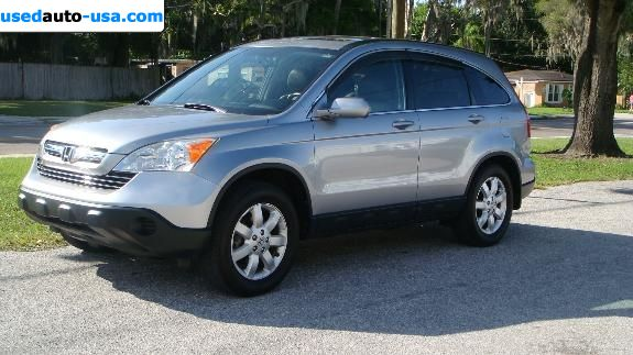 Car Market in USA - For Sale 2007  Honda CR V CR-V EX-L