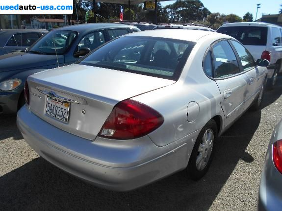 Car Market in USA - For Sale 2003  Ford Taurus SEL