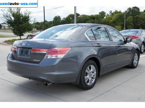 For sale 2012 passenger car honda accord se special for 2012 honda accord oil type