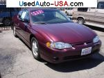Monte Carlo SS  used cars market