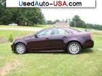 Cadillac CTS Luxury  used cars market