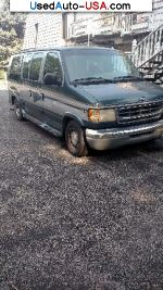Car Market in USA - For Sale 1997  Ford E 150 E-150