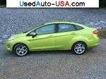 Ford Fiesta SEL  used cars market