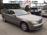 Mercedes S Class 430  used cars market