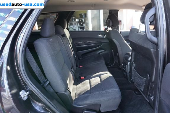 Car Market in USA - For Sale 2012  Dodge Durango Crew