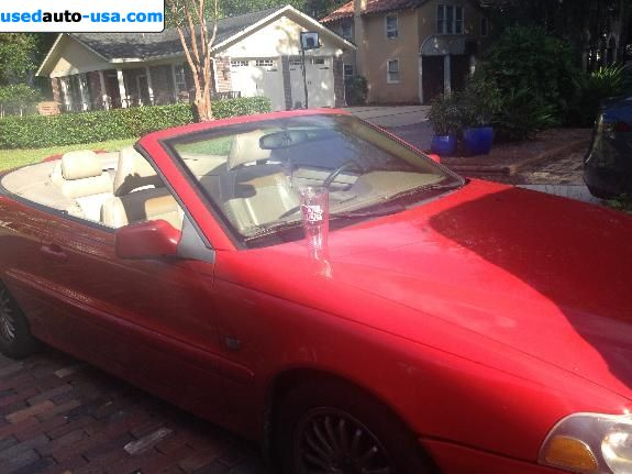 Car Market in USA - For Sale 2004  Volvo C70 convertible