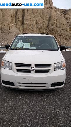 Car Market in USA - For Sale 2008  Dodge Caravan Grand
