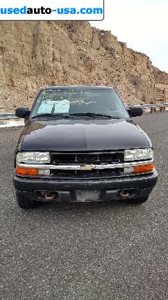 Car Market in USA - For Sale 2003    S10 Pickup Lz