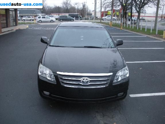 for sale 2007 passenger car toyota avalon touring. Black Bedroom Furniture Sets. Home Design Ideas