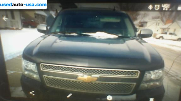 Car Market in USA - For Sale 2010  Chevrolet Tahoe LT