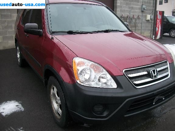 Car Market in USA - For Sale 2003  Honda CR V CR-V