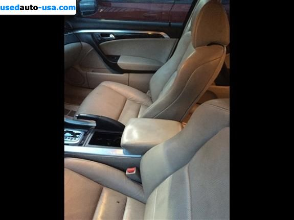 Car Market in USA - For Sale 2008  Acura TL