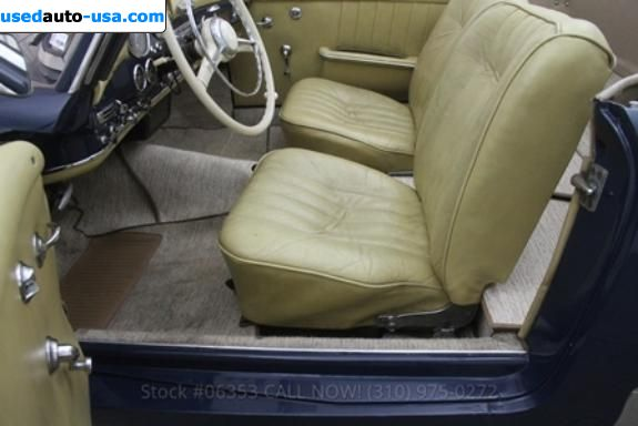 Car Market in USA - For Sale 1958  Mercedes 190 SL