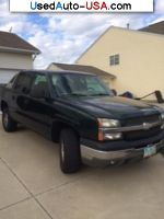 Chevrolet Avalanche 1500  used cars market