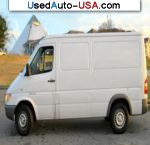 Dodge Sprinter Base Cargo van  used cars market
