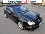 Mercedes CLK Class 55AMG  used cars market