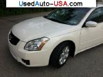 Car Market in USA - For Sale 2008  Nissan Maxima SL