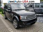 Range Rover Sport Supercharged  used cars market