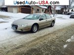 Car Market in USA - For Sale 2002  Chrysler Concorde LX