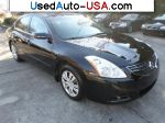 Nissan Altima 2.5SL  used cars market