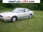 Car Market in USA - For Sale 2001  Buick LE Le Sabre