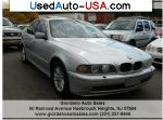 BMW 5 Series  used cars market
