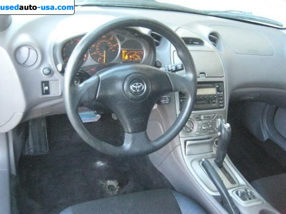 Car Market in USA - For Sale 2001  Toyota Celica GT