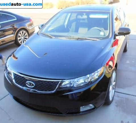 Car Market in USA - For Sale 2011  KIA Forte SX