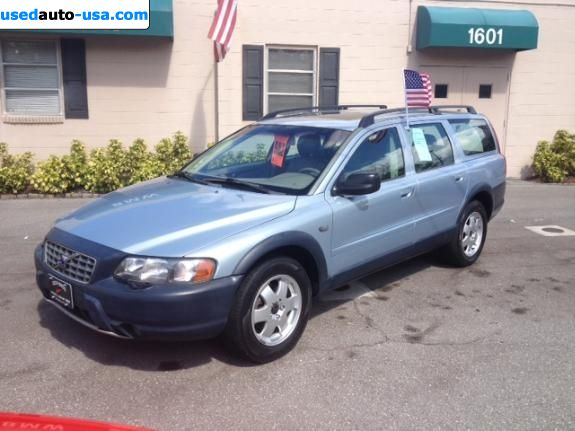 Car Market in USA - For Sale 2001  Volvo XC70 Cross Country