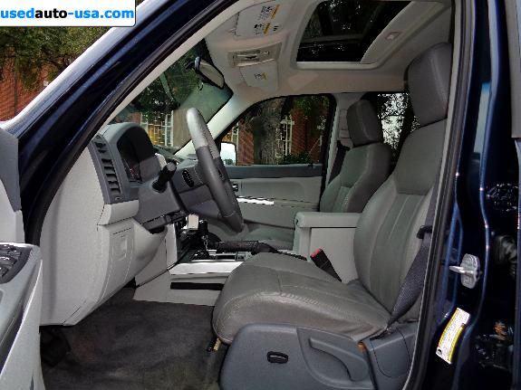 Car Market in USA - For Sale 2008  Jeep Liberty Limited