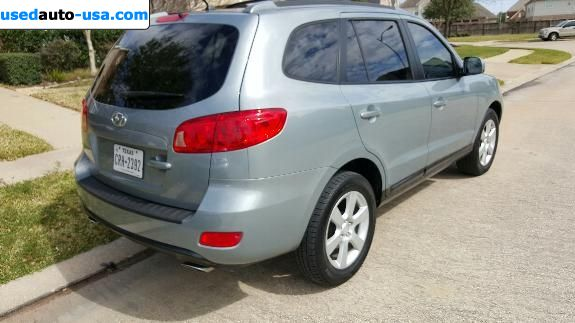 Car Market in USA - For Sale 2007  Hyundai Santa Fe