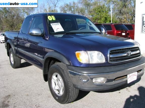 Car Market in USA - For Sale 2001  Toyota Tundra SR5 Access Cab 4WD