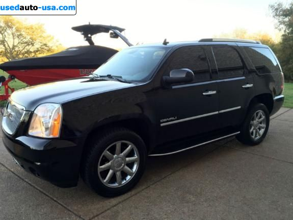 Car Market in USA - For Sale 2011  GMC Yukon