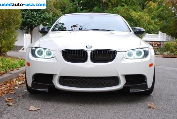 for sale 2011 passenger car bmw m3 m3 insurance rate quote price 18900. Black Bedroom Furniture Sets. Home Design Ideas