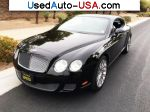 Bentley Continental GT  used cars market