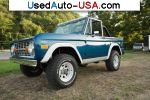 Ford Bronco  used cars market